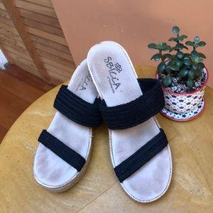 Sbicca wedge sandal